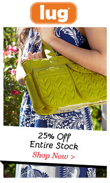 Shop Lug 25% Off