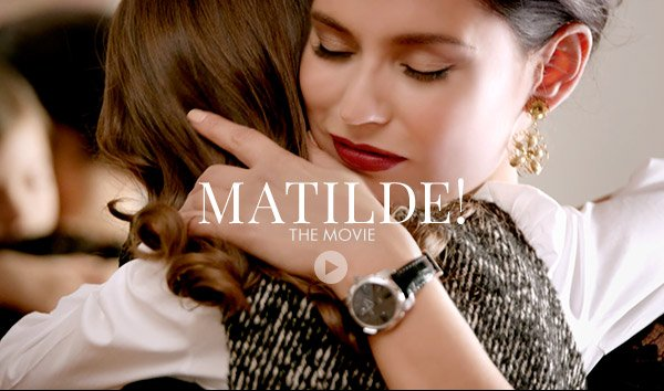 Dolce&Gabbana Watches collection for Women - Matilde! movie