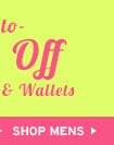 Shop Mens Up To 50% Off Backpacks and Wallets