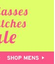 Shop Mens Sunglasses and Watches Sale