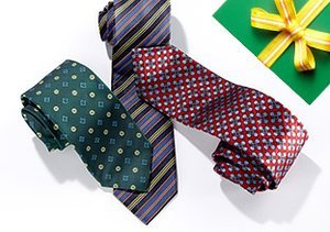 Up to 70% Off: Ties & Bow Ties