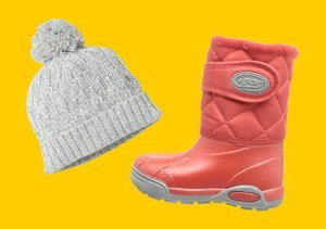 Snow Day Prep: Boots & Accessories