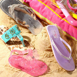 Hello, Toes: Kids' Sandals