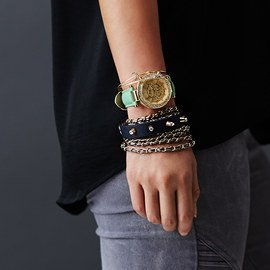 Wear the Trend: Layered Accessories