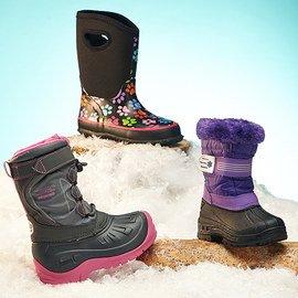 Snow Boots: Women's & Kids