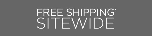 free shipping site wide