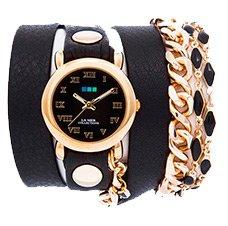 Black Magic Chain Watch