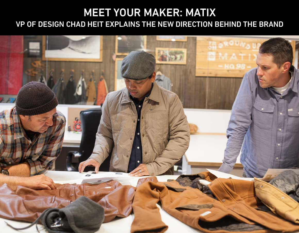 Meet Your Maker: MATIX