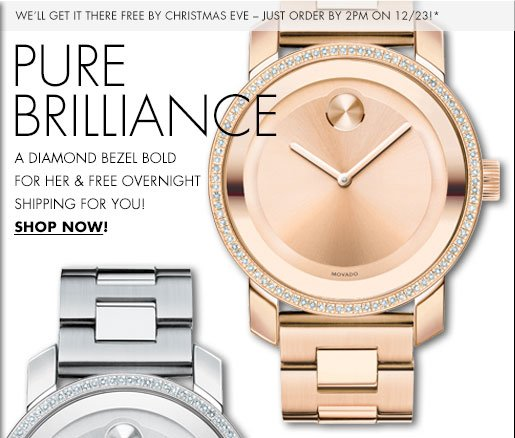 PURE BRILLIANCE - SHOP NOW