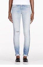 MARC BY MARC JACOBS Blue Broken in jeans for women