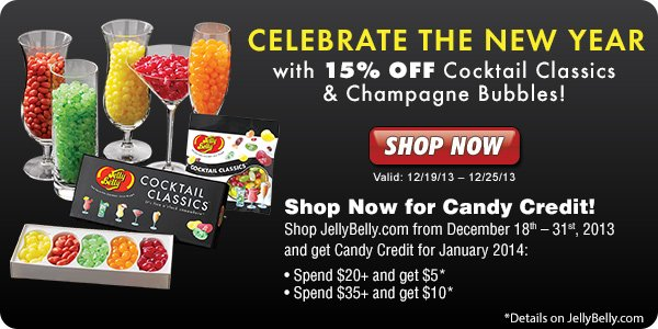 Ring in the New Year with Champagne Bubbles and Cocktail Classics!