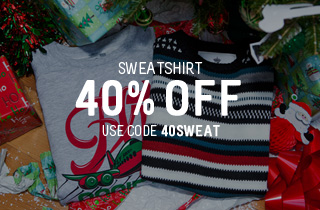 Sweatshirts!