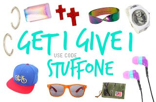 Get One, Give One: Stocking Stuffers