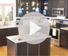 Play YouTube Video of Kitchen Remodel.