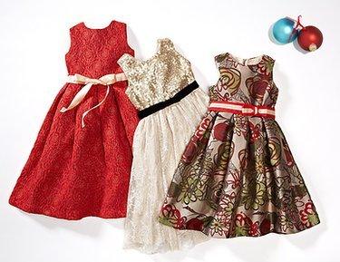 US Angels Girls' Dresses