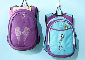 Pack It Up: Backpacks & Lunchboxes