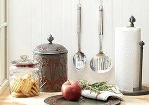In the Kitchen: Utensils & Tools