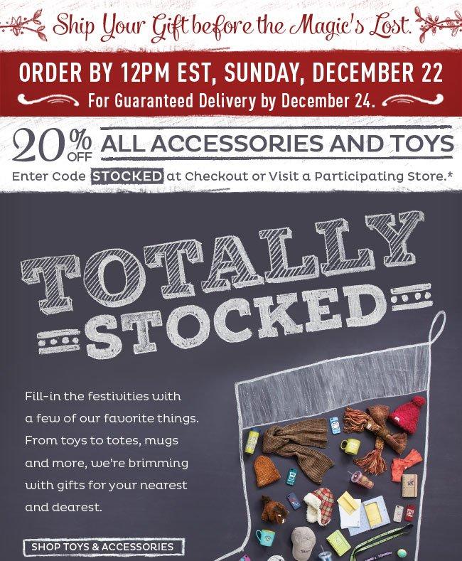 Shop Toys & Accessories