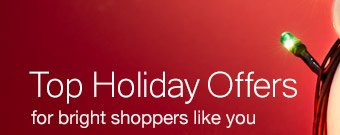 Top holiday offers