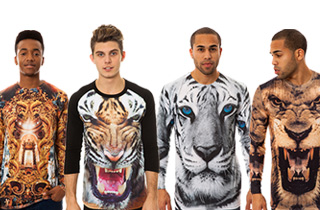 MRKT: Sublimated Tees and Tops