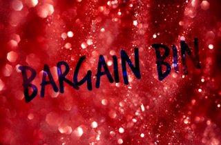 Bargain Bin