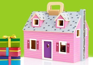 $15 & Up: Castles & Doll Houses
