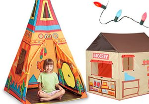 $29 & Up: Tents & Teepees