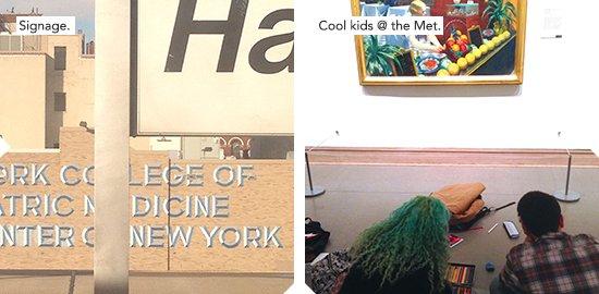 Look Around in New York
