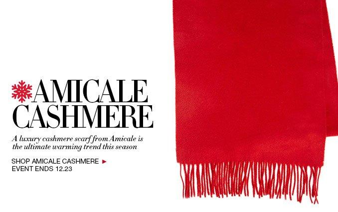Shop Amicale Cashmere Scarves - Mens