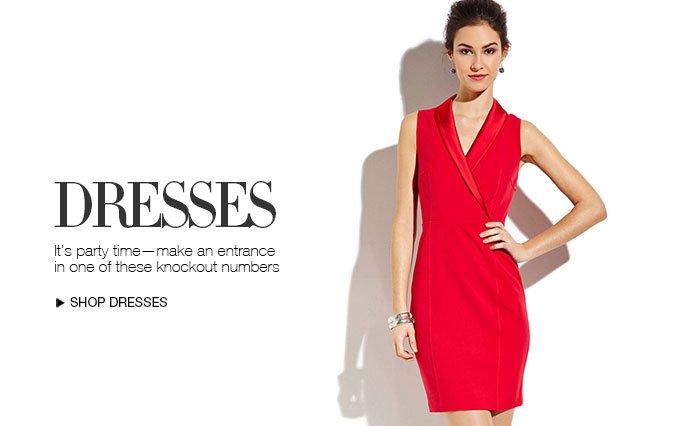 Shop Dresses for Women