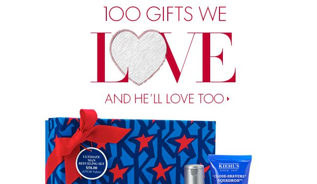 Gifts for Him from Our Top 100