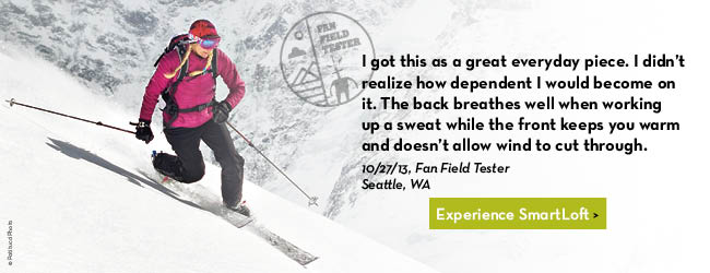 Experience SmartWool