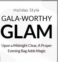 Gala-Worthy Glam