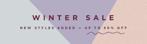 Shop the Loeffler Randall Winter Sale Up to 50% Off at The Official Loeffler Randall Store www.LoefflerRandall.com