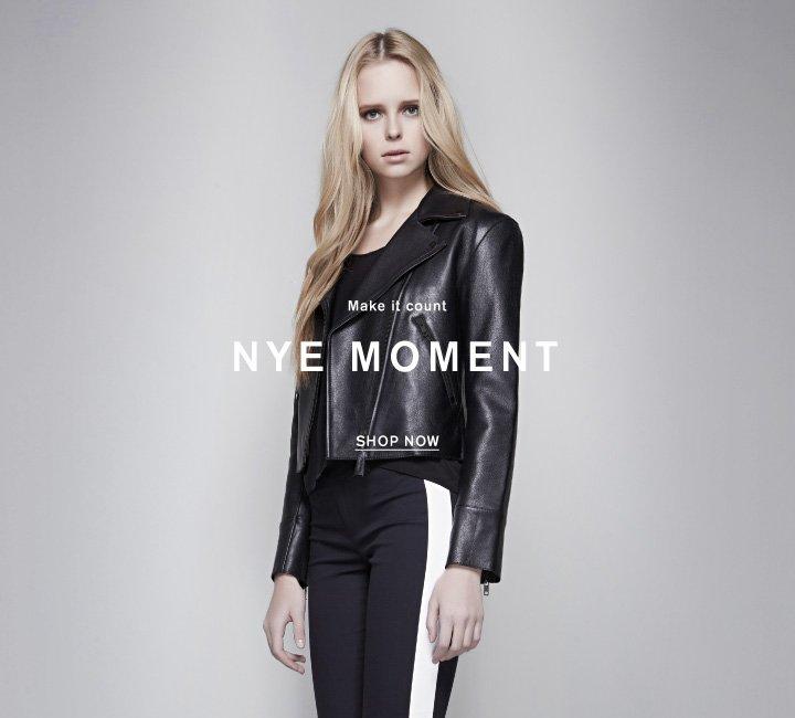 NYE moment