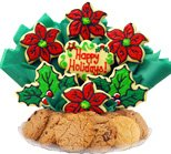 Holiday Floral Cookie BouTray™
