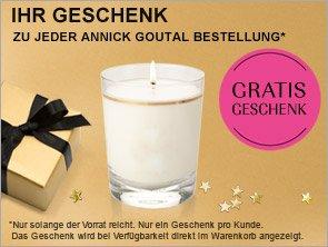 Edle Annick Goutal Kerze (35 g) zu jeder Annick Goutal Bestellung