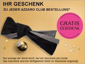 Stilvoller Azzaro Wendeschal zu jeder Azzaro Club Bestellung