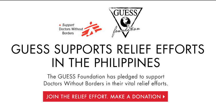JOIN THE RELIEF EFFORT. MAKE A DONATION