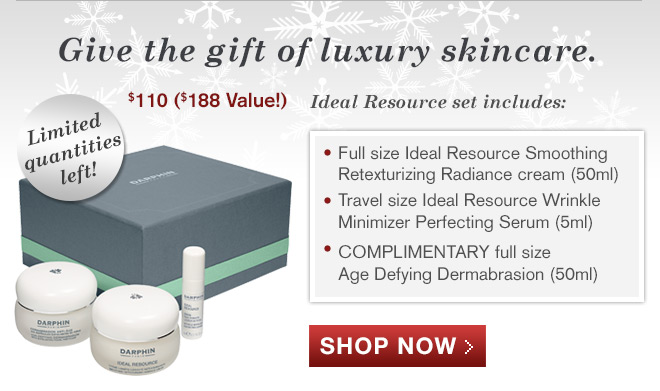 IDEAL RESOURCE set. Limited Quantities left!