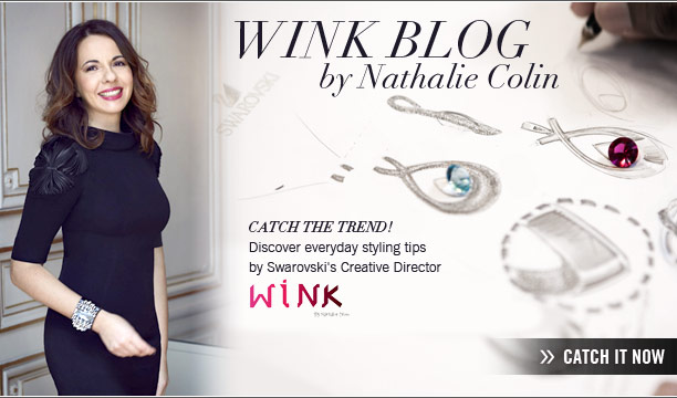 WINK BLOG BY NATHALIE COLIN