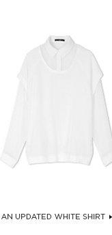 An Updated White Shirt