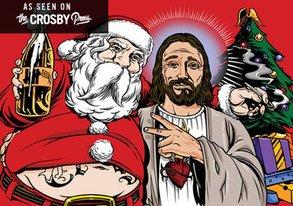 Shop So, Santa & Jesus Walk Into A Christmas Party...