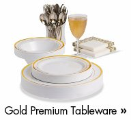 Gold/Silver Tablecovers