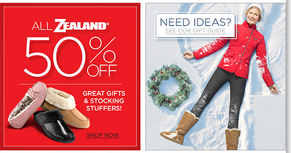 Save on great gifts from UGG® Australia, Zealand, Dansko & more gifts of comfort. Plus, shop the season's ultimate UGG® Australia styles and enjoy a FREE ultra-suede wristlet with any regular-priced UGG® Australia purchase. Enjoy FREE 2nd Day Shipping with any regular-priced footwear from UGG® Australia, Dansko, ECCO, ABEO and Thad Stuart, or any order of $150 or more.* Shop now to find the best selection at The Walking Company.