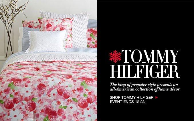 Shop Tommy Hilfiger Bedding - Home
