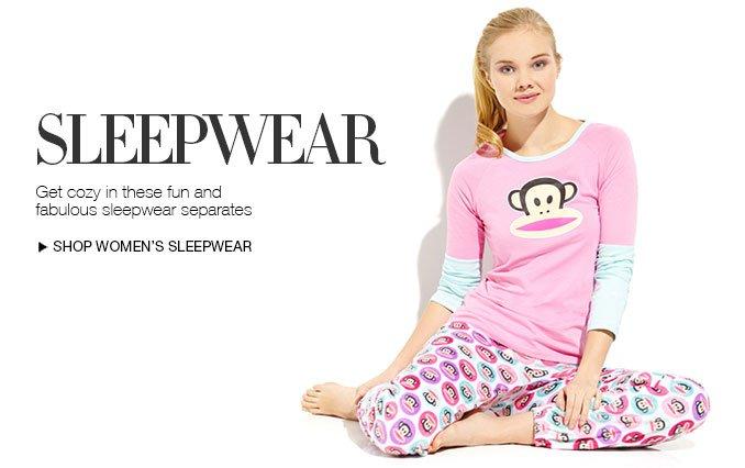 Shop Sleepwear - Women
