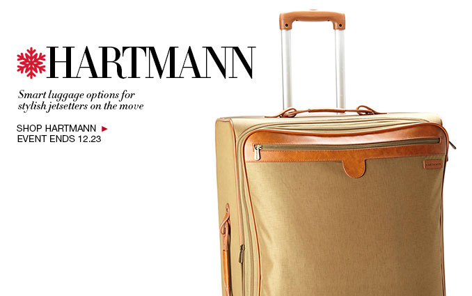 Shop Hartmann Luggage - Home