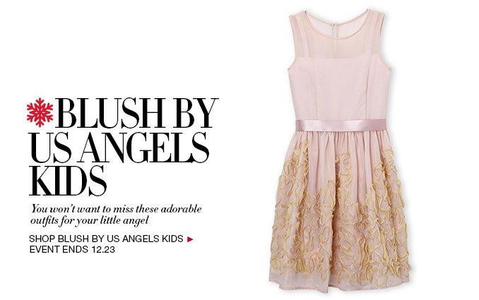 Shop Blush By US Angels - Girls