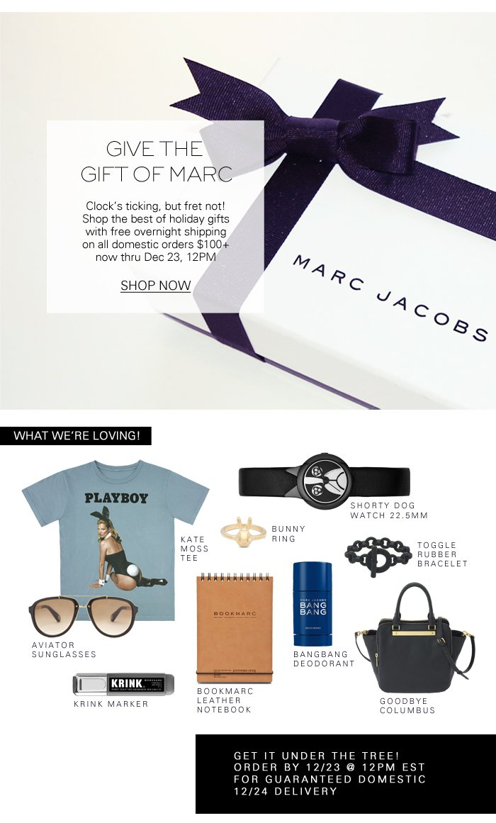Marc by Marc Jacobs | Resort 2014 Bags & Wallets